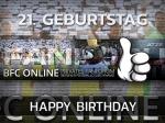 Von Fans für Fans - BFC online wird 21