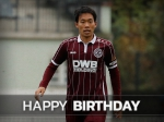 Kosuke Hatta wird 23 - Alles Gute Dynamo-San