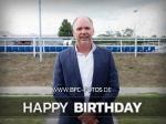 Sponsorenpflege: Malik Polte feiert Geburtstag