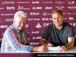 René Rydlewicz wird neuer Trainer des BFC Dynamo
