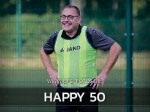 Glückwunsch: David Gottwald feiert seinen 50.