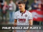 Tor des Monats Dezember: Philip Schulz auf Platz 3