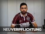 Neuzugang: BFC Dynamo verpflichtet Cihan Ucar