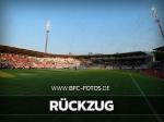 Regionalliga: FC Rot-Weiß Erfurt stellt Spielbetrieb ein