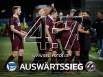 Sieben auf einem Streich - BFC Dynamo ringt Herthas U23 nieder