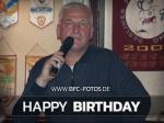 Eine Legende feiert Geburtstag - Frank