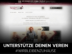 Virtuelles Benefizspiel im Stadion der Weltjugend - jetzt Tickets sichern