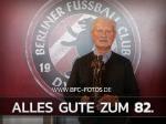 Pokalheld 1959 - Ralf Quest feiert 82. Geburtstag