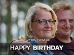 Alles Gute - Kathrin Schwanke feiert Geburtstag
