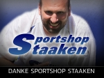 Der BFC Dynamo bedankt sich beim Sportshop Staaken