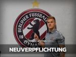 Neuzugang: Jonas Zickert wechselt zum BFC Dynamo