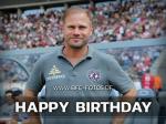 Wir gratulieren - René Rydlewicz feiert 47. Geburtstag