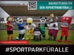 Teddy: Gemeinsam für den InklusionsSportpark Berlin