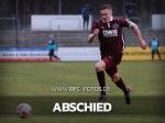 Abschied: Lukas Krüger wechselt zum SV Meppen