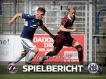 Testspiel: Intensive Partie in Babelsberg endet 1:1