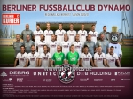 Berliner Kurier: Unser Mannschaftsfoto als Doppelseite