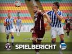 1:2-Niederlage: Hertha nutzt BFC-Fehler für Gegentreffer