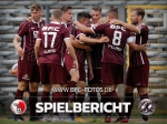 Stimmung unterm Dach - 3:1-Auswärtssieg beim Berliner AK 07