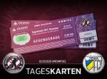 Heimspiel: Informationen zur Partie gegen den FC Carl Zeiss Jena