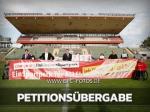 InklusionsSportpark: Petitionsübergabe an Sportsenator Geisel