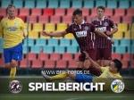1:1 - Gerechtes Unentschieden gegen den FC Carl Zeiss