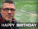 50+1: Hendryk Lau feiert Geburtstag