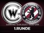 Pokal: Informationen zur Partie bei Concordia Wilhelmsruh