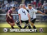 AOK-Landespokal: Einbahnstraßenfußball in der Nordendarena