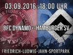 Freundschaftsspiel gegen den Hamburger SV