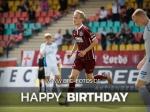 Glückwunsch: Lucas Brumme feiert 21. Geburtstag