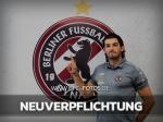 Neuzugang: Marcel Stutter verstärkt den BFC Dynamo