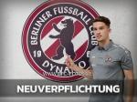 Perspektivspieler: BFC Dynamo verpflichtet Valentin Zalli