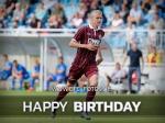 Glückwunsch: Joey Breitfeld feiert 24. Geburtstag