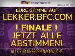 BFC Dynamo zieht ins Finale des Lekker-Vereinswettbewerbs ein
