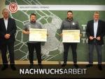 Nachwuchszentrum des BFC Dynamo e.V. erhält Talentförderung