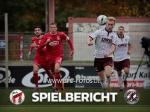 1:1 - Damian Schobert hält den BFC im Spiel
