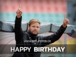 Goalgetter: Benjamin Förster wird 31