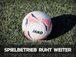 Regionalliga Nordost: Spielbetrieb ruht weiter