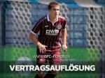Vertragsauflösung: Philipp Blume verlässt den BFC Dynamo