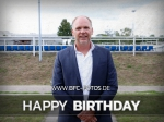 Sponsorenbetreuung: Malik Polte feiert 49. Geburtstag