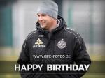 Co-Trainer: Christof Reimann feiert 37. Geburtstag