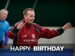 Traditionself: Teamchef Norbert Paepke feiert 63. Geburtstag