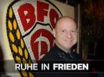 Der BFC Dynamo trauert um Peter Giese (Trio)