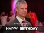 Legende: Bernd Schulz feiert 61. Geburtstag