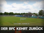 Sportforum: Der BFC Dynamo kehrt zurück
