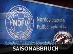 Regionalliga: Präsidium des NOFV beschließt Saisonabbruch