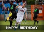 Geburtstag: Perspektivspieler Valentin Zalli wird 20