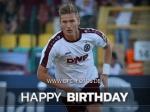 Goalgetter: Dennis Srbeny wird 27