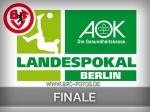 AOK-Landespokal: Duell der Außenseiter