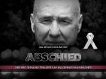 Abschied: Der BFC trauert um Waldemar